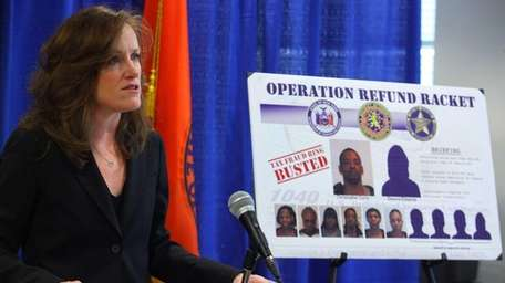Nassau County District Attorney Kathleen Rice announced, in