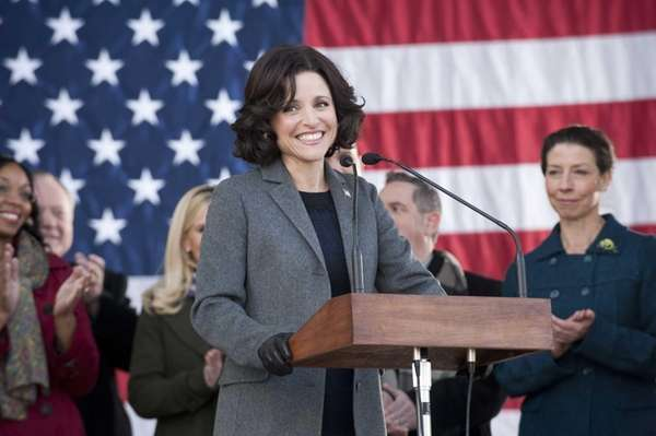 Julia Louis-Dreyfus stars in HBO's