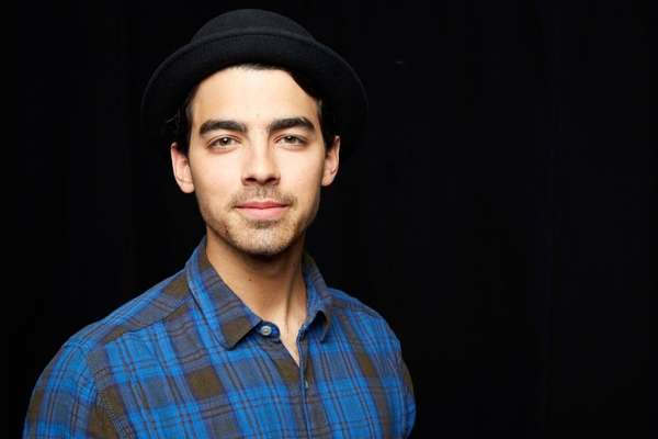 Joe Jonas The Jonas Brothers in New York.