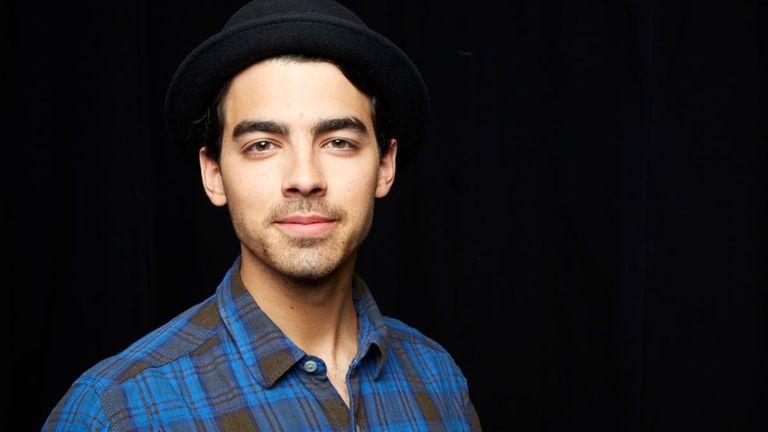 Joe Jonas The Jonas Brothers in New York.