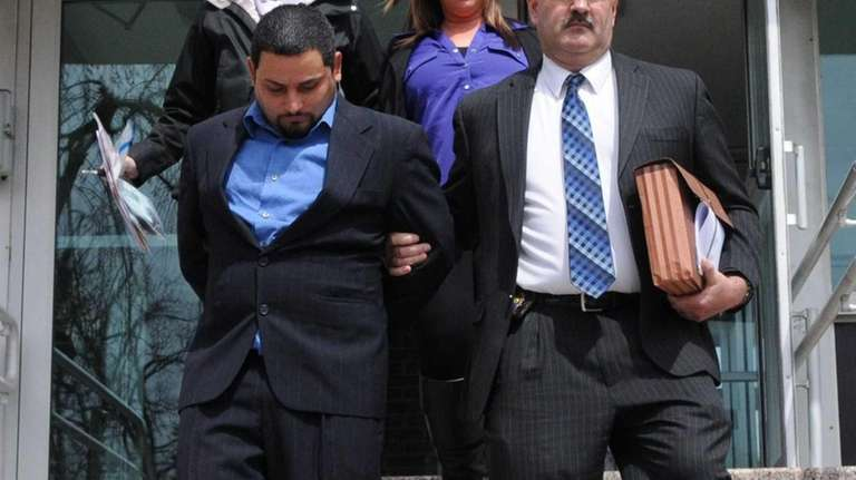 Mark Monserrat, front left, and Nicole Grammerstorf, rear