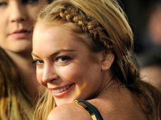 Lindsay Lohan and more celebrities who've had tax