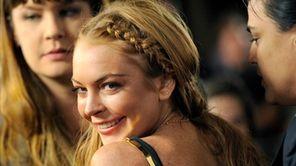 Lindsay Lohan and more celebrities who've had tax