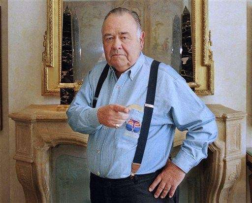 Comedian Jonathan Winters died at 87 on April