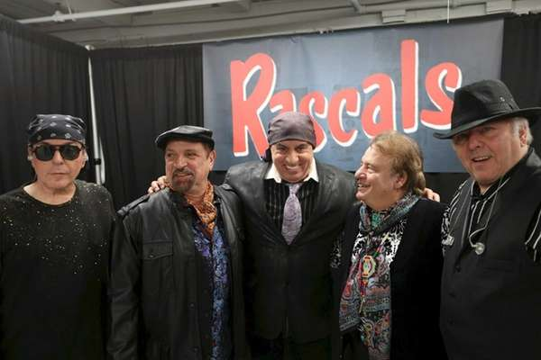 The band Rascals (formerly called The Young Rascals)