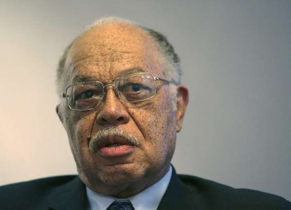 Dr. Kermit Gosnell is seen during an interview