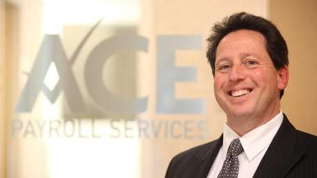 Alan Klein, chief executive of two payroll companies