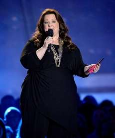 Actress Melissa McCarthy during the 2013 MTV Movie