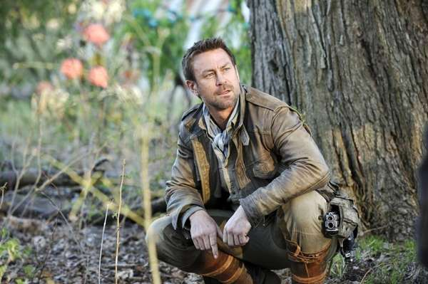 Grant Bowler as Jeb Nolan in Syfy's series