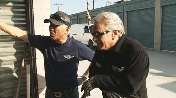"Barry Weiss on ""Storage Wars."""