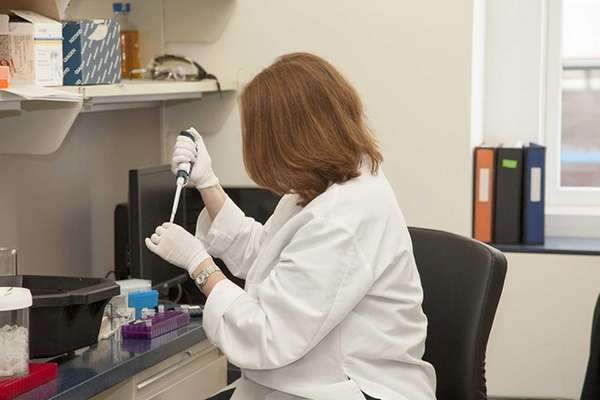 ContraFect Corp. develops treatments for drug-resistant bacteria at