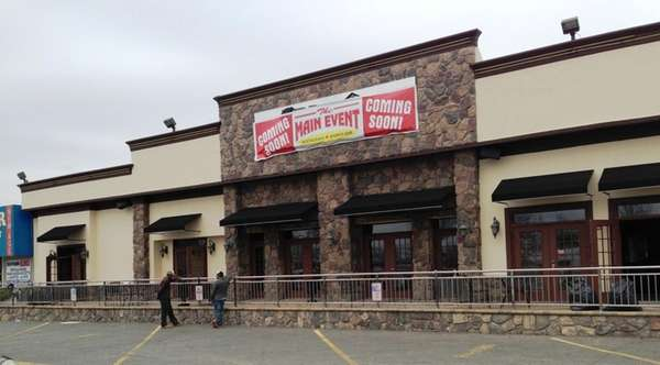 The Main Event will soon open in Farmingdale.