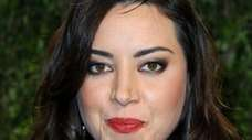 Aubrey Plaza is lending her voice to Grumpy