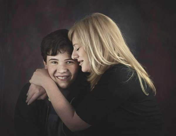 Jake and Kristine Barnett. Her memoir of raising