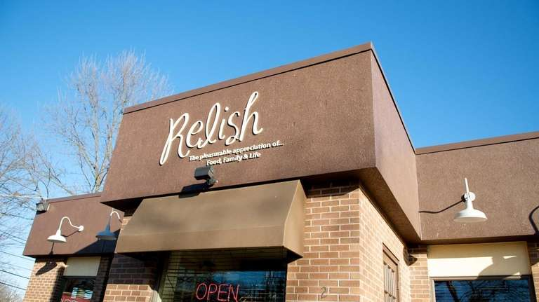 Relish in Kings Park. (April 9, 2013)
