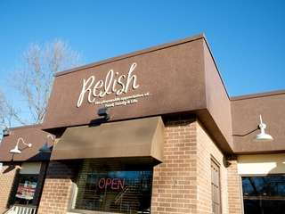 Relish in Kings Park. (April 9, 2013)