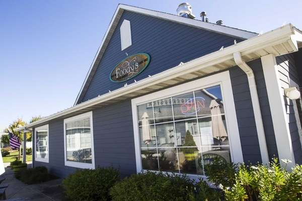 Foody's on Montauk Highway in Water Mill specializes