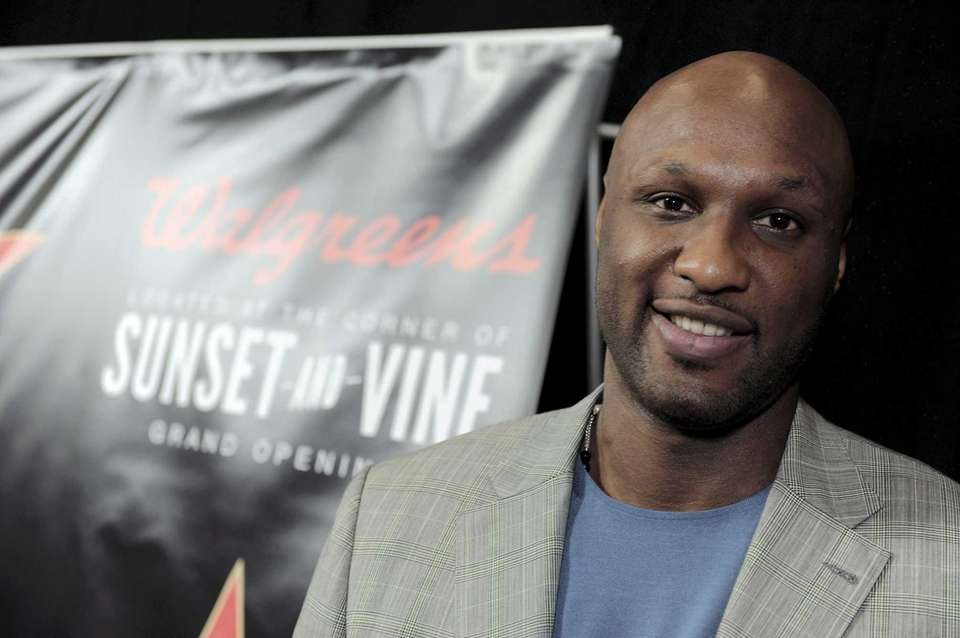 Lamar Odom -- The Los Angeles Clippers' star,