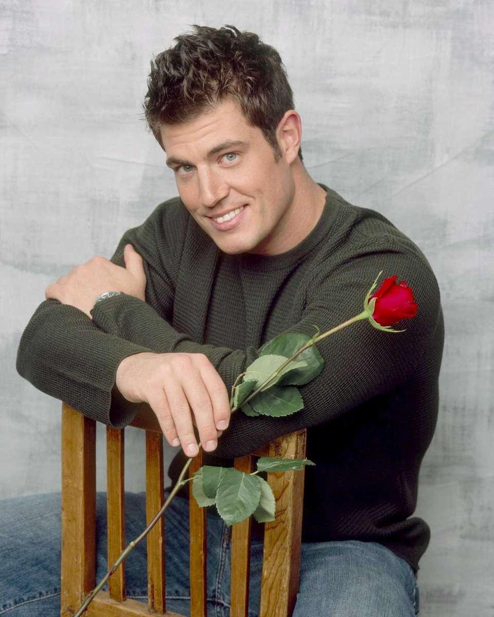 Jesse Palmer - Just off his short-lived stint