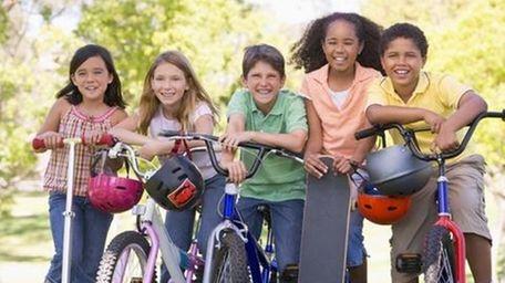 The St. Charles Hospital Pediatric Health Fair takes