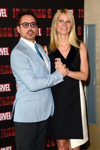 Robert Downey Jr. and Gwyneth Paltrow star in
