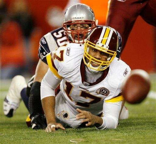 2005: JASON CAMPBELL Drafted: 1st round, No. 25