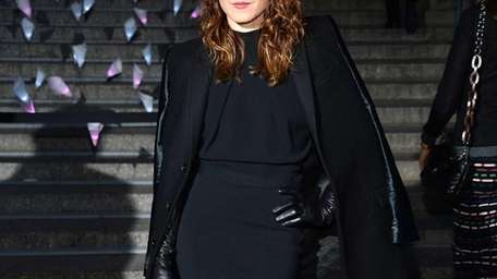 Noomi Rapace attends the Vanity Fair party for
