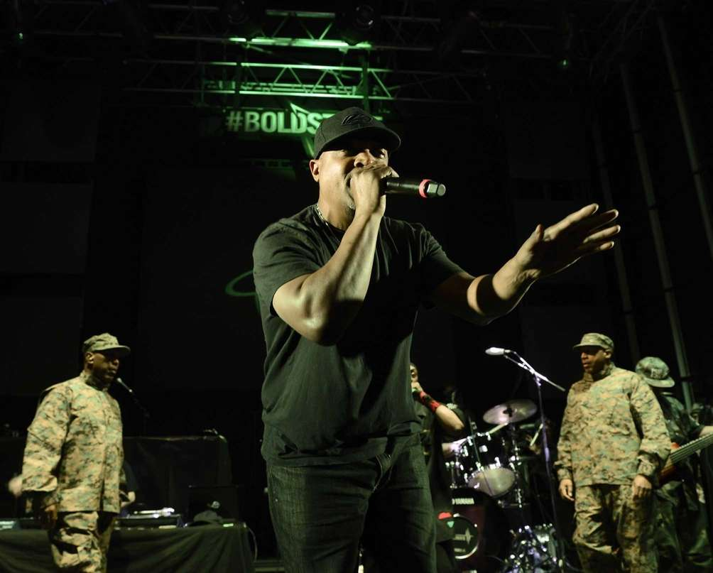 Public Enemy performs at the South by Southwest