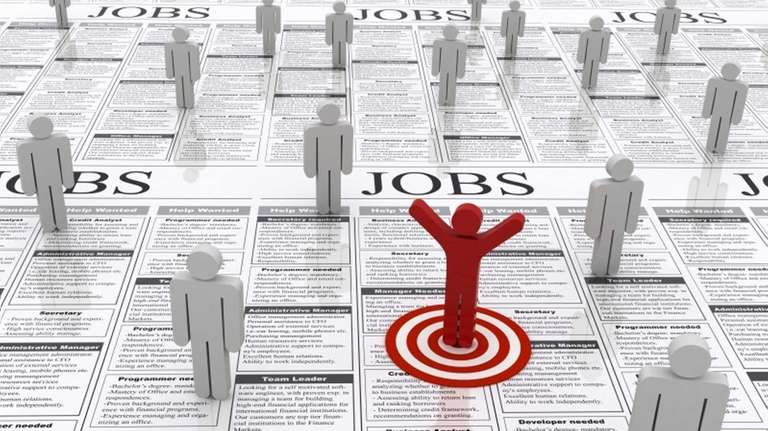 Many employers create jobs with a candidate already