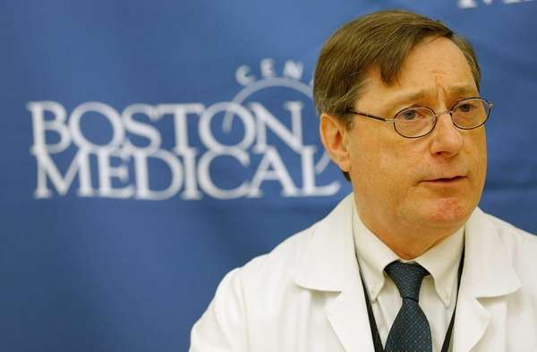 Peter Burke, MD, and Chief of Trauma Services,