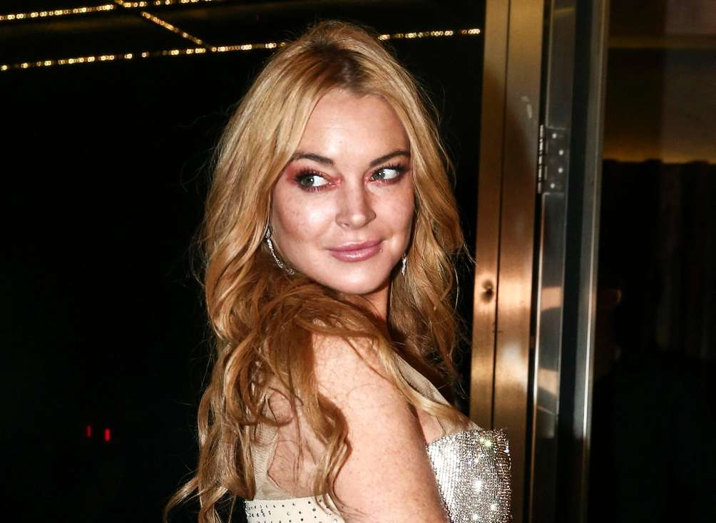 After the IRS froze her assets, Lindsay Lohan
