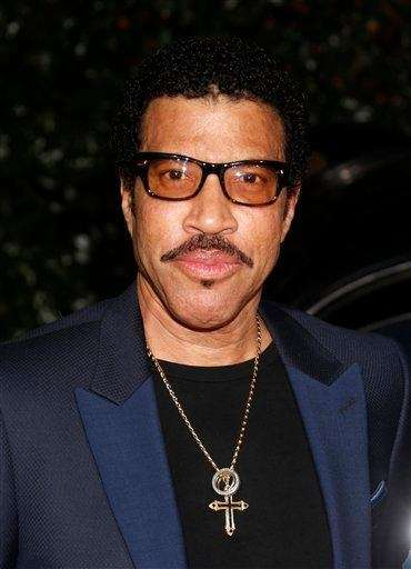 In 2012, TMZ.com reported Lionel Richie, one of