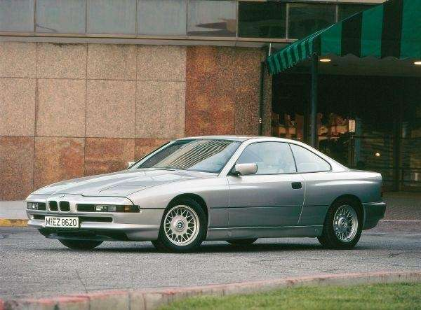 In the looks department, the BMW 8 series