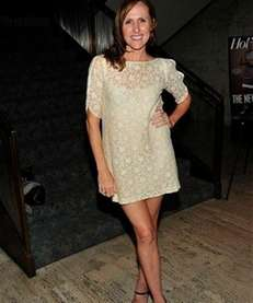 Molly Shannon talks motherhood, balancing it all, upcoming