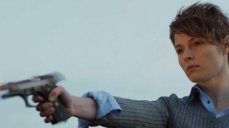 Amy Seimetz in a scene from