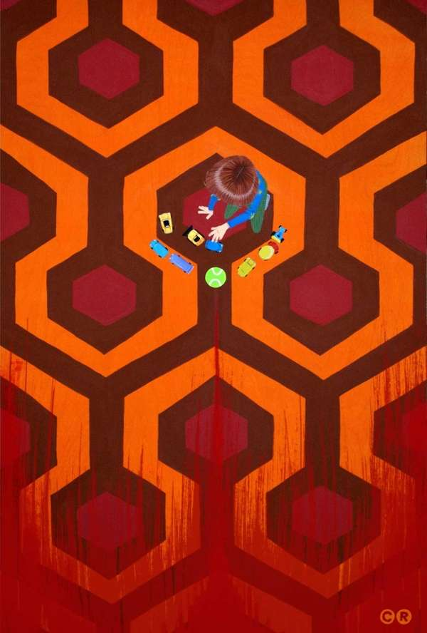 """Room 237"" (2012) directed by Rodney Ascher."