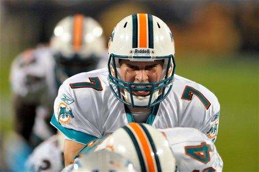 2008: CHAD HENNE Drafted: 2nd round, No. 57