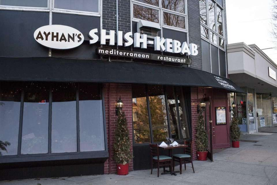 The latest in the Shish Kebab chain is