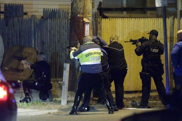 One of the suspected Boston Marathon bombers was