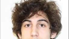 The FBI released an image of Dzhokhar A.