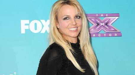 Britney Spears is among the celebrities donating shoes