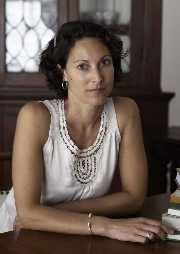 Emily Bazelon, author of