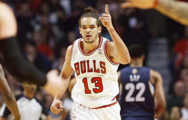 Joakim Noah's status is uncertain for the first