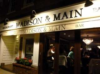 Madison & Main in Sag Harbor. (April 18,