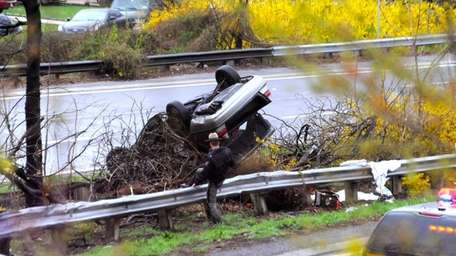 Emergency crews responded to a fatal auto accident