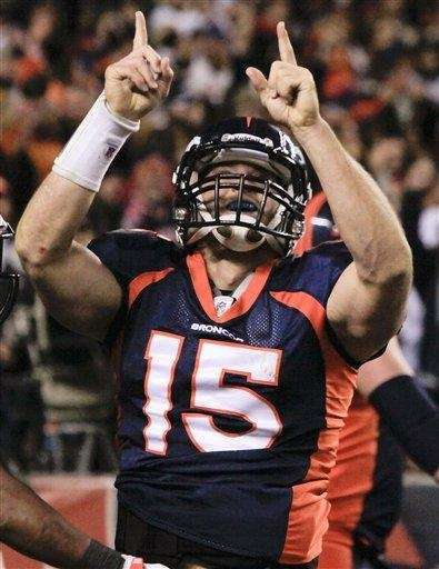 2010: TIM TEBOW Drafted: 1st round, No. 25