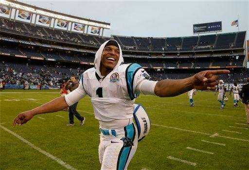 2011: CAM NEWTON Drafted: 1st round, No. 1