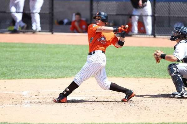 The Long Island Ducks held their home opener