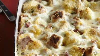 The Make-Ahead Overnight Breakfast Casserole can be found