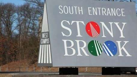 Stony Brook University received a $25,000 grant for